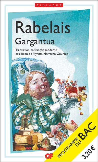 Gargantua : programme du bac