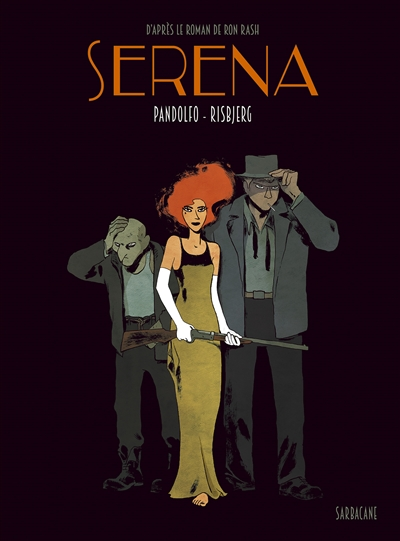 Serena | Pandolfo, Anne-Caroline (1970-....). Auteur