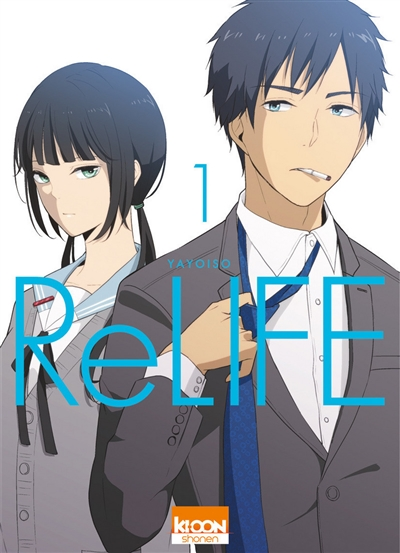 ReLife [1] | Yayoiso. Auteur