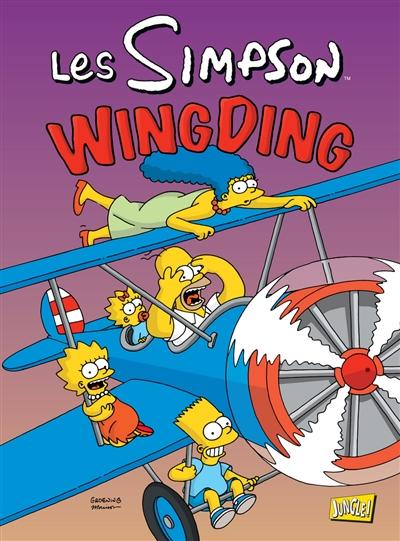 Wingding. 16 / [Matt Groening]   Groening, Matt (1954-....). Auteur