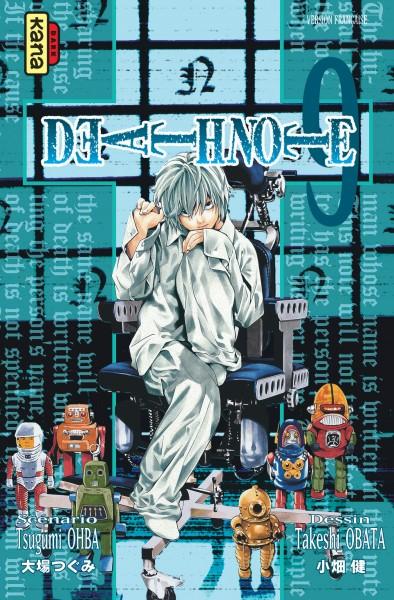 Death note. 09 : manga / scénario Tsugumi Ohba | Ohba, Tsugumi. Auteur