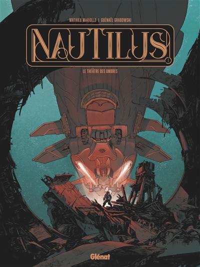 Nautilus. vol. 1. le théâtre des ombres