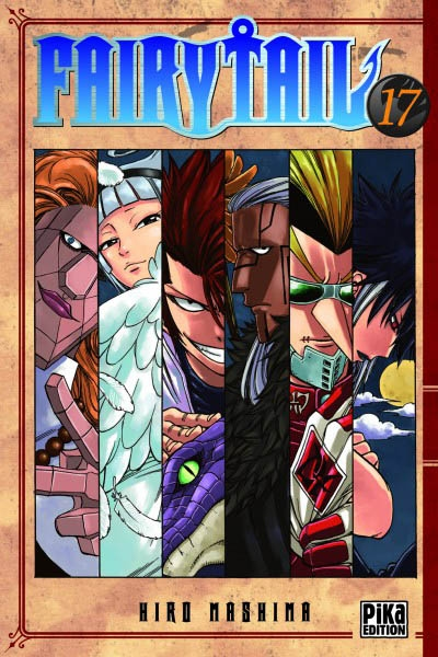 Fairy Tail. 17 / Hiro Mashima | Mashima, Hiro. Auteur