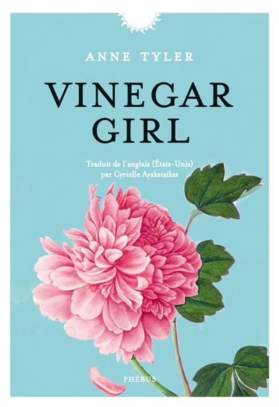 Vinegar girl / Anne Tyler | Tyler, Anne. Auteur