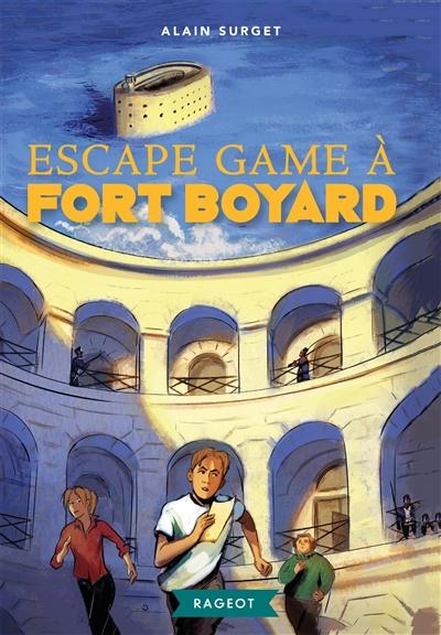 Escape game à Fort Boyard