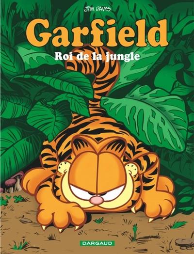 Garfield. Vol. 68. Roi de la jungle