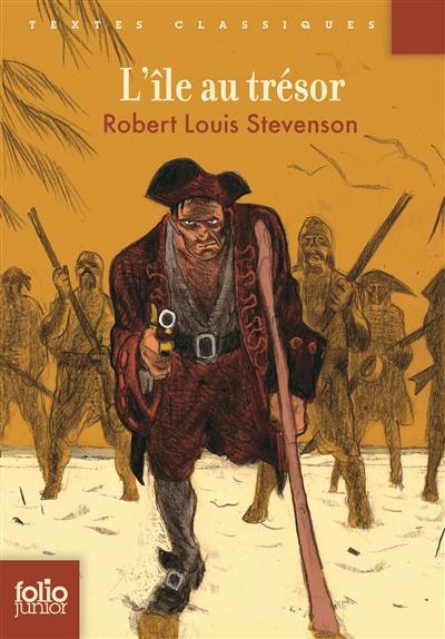 L'Île au trésor | Robert Louis Stevenson (1850-1894). Auteur