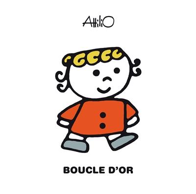 Boucle d'or   Cassinelli, Attilio (1923-....). Auteur
