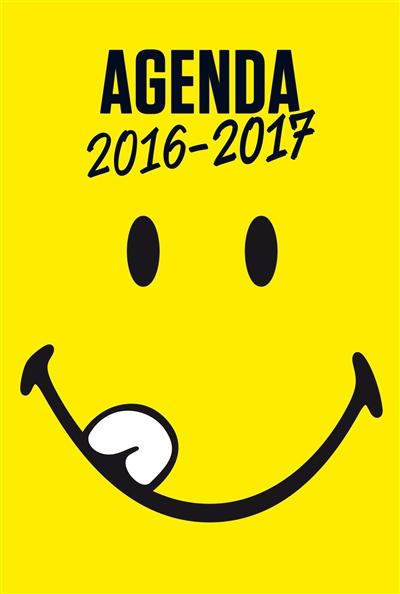 Smiley world : agenda 2016-2017