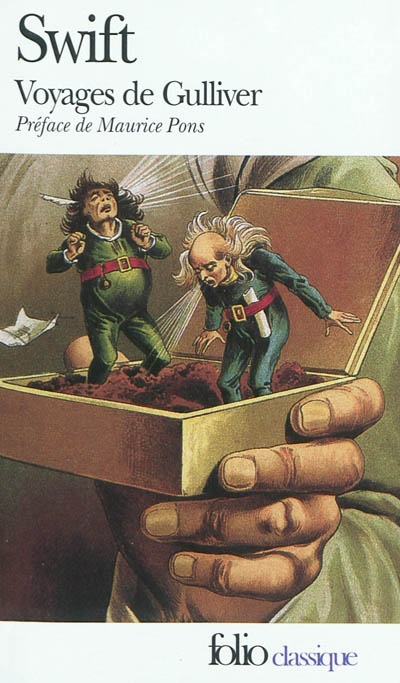 Voyages de Gulliver / Jonathan Swift | Swift, Jonathan (1667-1745). Auteur