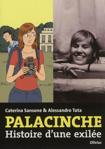 Palacinche : histoire d'une exilée   Sansone, Caterina. Auteur