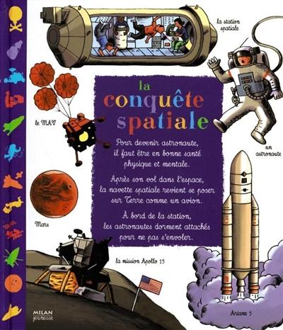 conquête spatiale (La) | Alquier, Pascal. Auteur