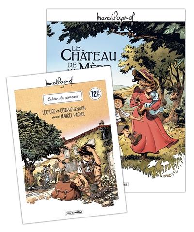 M. Pagnol en BD : Le château de ma mère + cahier de jeux