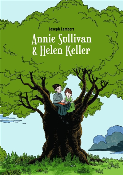 Annie Sullivan & Helen Keller | Lambert, Joseph. Auteur