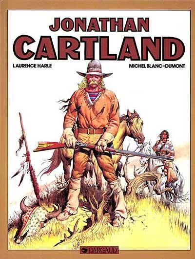 Jonathan Cartland. 1 / Laurence Harlé   Harlé, Laurence. Auteur