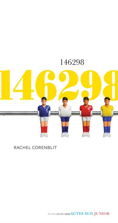 146298 / Rachel Corenblit | Corenblit, Rachel (1969-....). Auteur