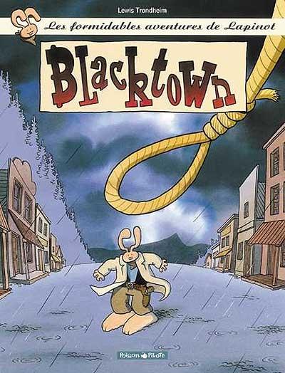 Blacktown | Trondheim, Lewis (1964-....). Auteur