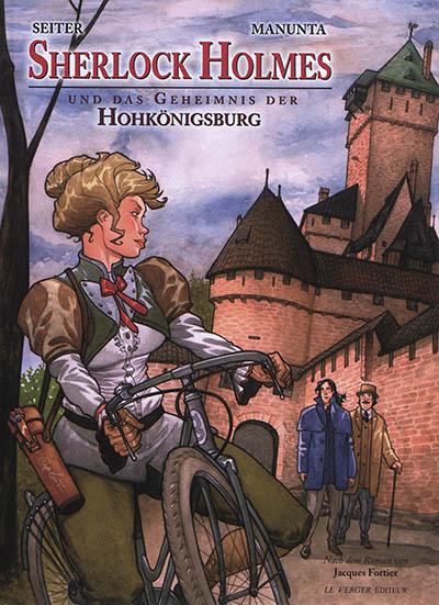 Sherlock Holmes. Vol. 1. Sherlock Holmes und das Geheimnis der Hohkönigsburg