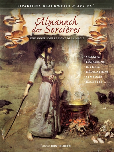 Almanach des sorcières 2022
