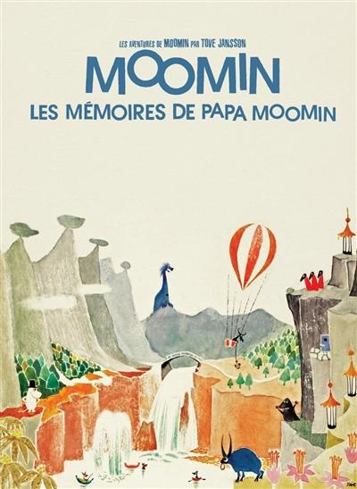 Les aventures de Moomin. Moomin : les mémoires de Papa Moomin
