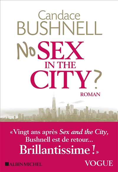 No sex in the city?
