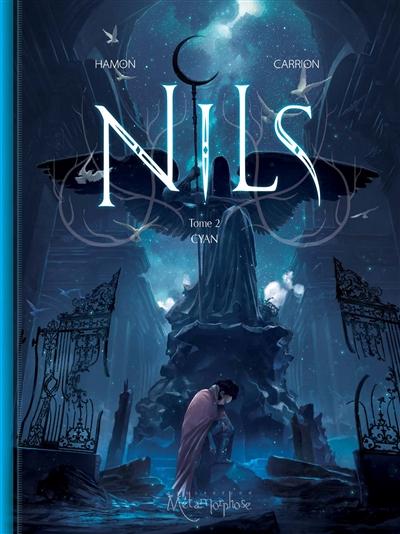 Nils. Vol. 2. Cyan