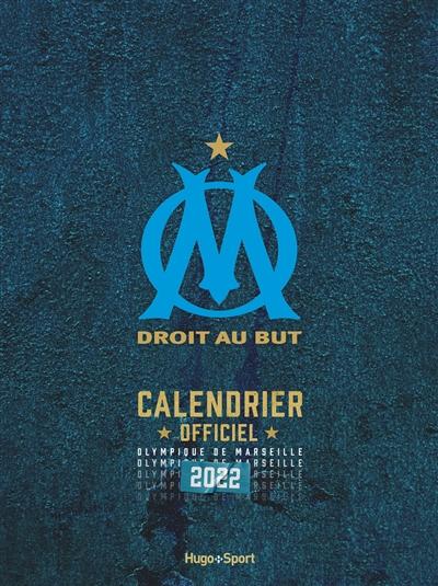 Olympique de Marseille, droit au but : calendrier mural officiel 2022