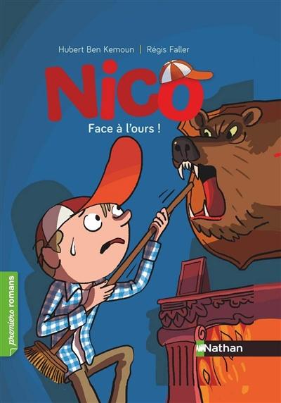 Nico. Face à l'ours !