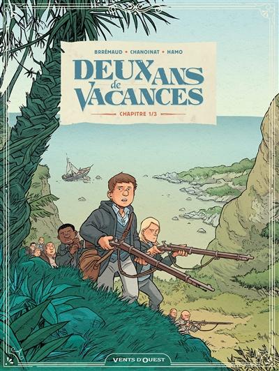 Deux ans de vacances. 1,  | Brrémaud, Frédéric (1973-....). Auteur