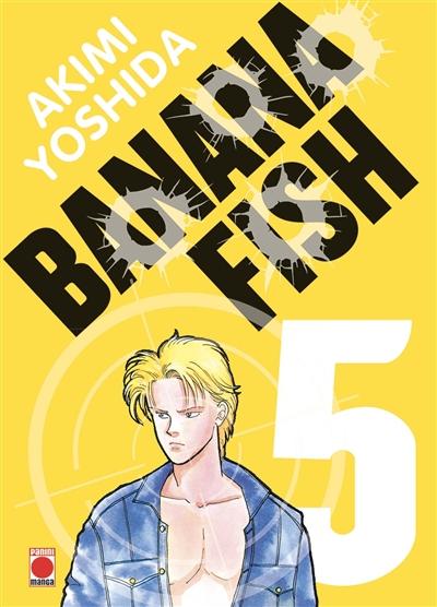 Banana fish. Vol. 5