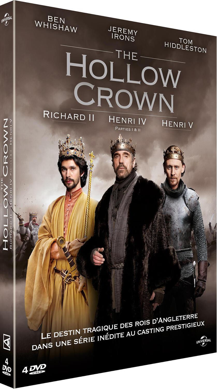 The Hollow Crown. Saison 1 / Richard Eyre, Rupert Goold, Thea Sharrock   Eyre, Richard. Monteur. Scénariste