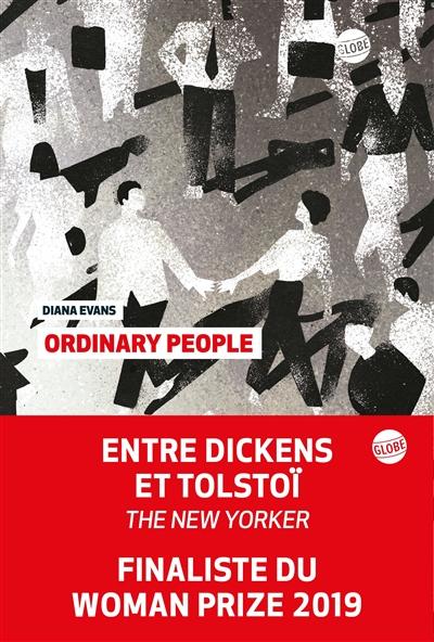 Ordinary people | Diana Evans, Auteur