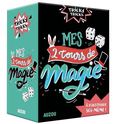 Mes 2 tours de magie : à construire soi-même !