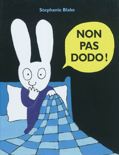 Non pas dodo | Blake, Stéphanie (1968-....). Auteur