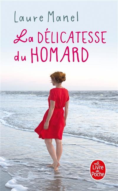 La  délicatesse du homard | Manel, Laure (1978-....). Auteur