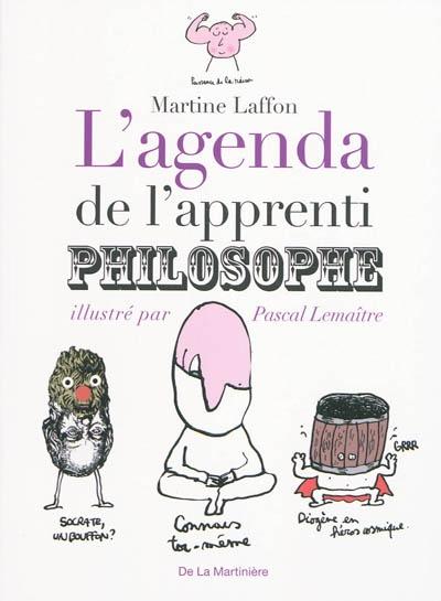Agenda de l'apprenti philosophe