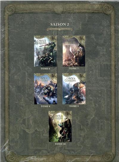 Orcs & gobelins : saison 2