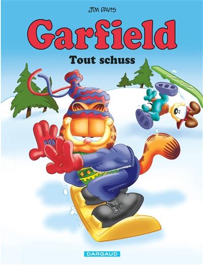 Garfield. Vol. 36. Tout schuss