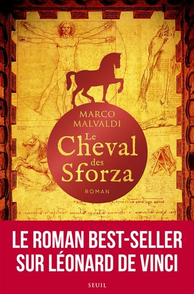 Le cheval des Sforza / Marco Malvaldi ; traduit de l'italien par Nathalie Bauer | Malvaldi, Marco (1974-....), auteur