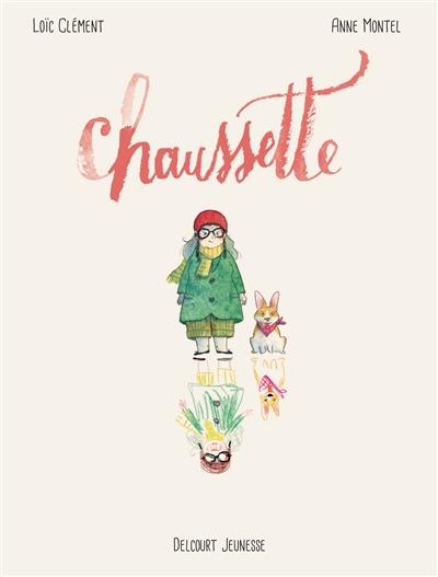 Chaussette | Loïc Clément, Auteur