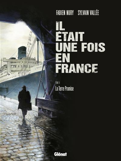 La terre promise | Nury, Fabien (1976-...). Scénariste