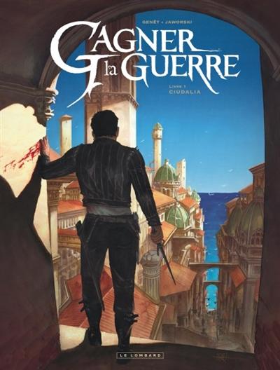 Ciudalia | Frédéric Genêt (1978-....). Auteur