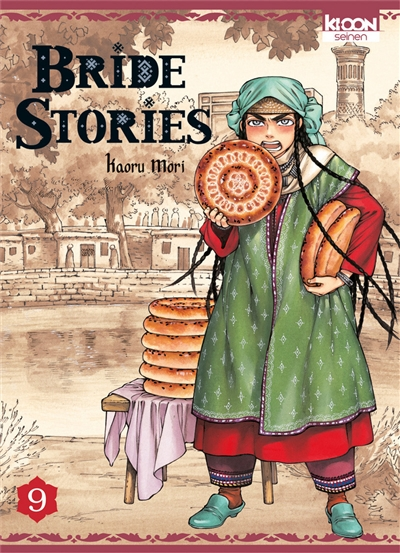 Couverture de : Bride stories v.9