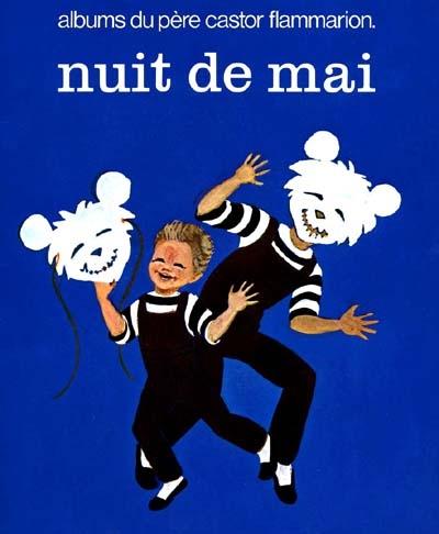 Nuit de mai | Albertine Deletaille (1902-2008)