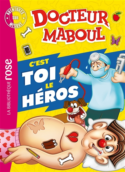 Docteur Maboul : c'est toi le héros