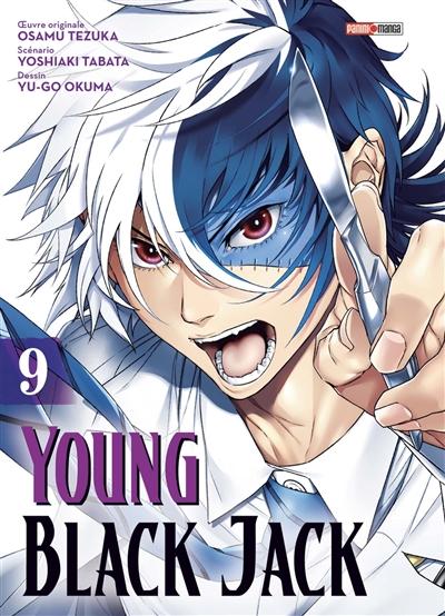 Young Black Jack. Vol. 9