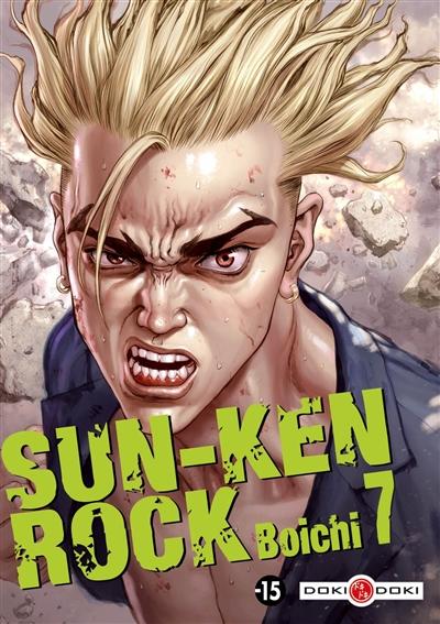 Sun-Ken Rock. 7 | Boichi (1973-....). Auteur