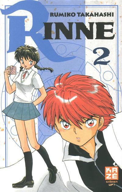 Rinne. 2, ,  2 | Takahashi, Rumiko (1957-....). Auteur. Illustrateur