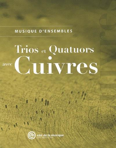 Trios et quatuors avec Cuivres | Mathieu, Jean-Pierre