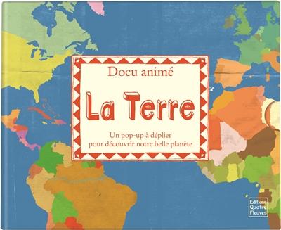 La Terre / texte français de Frédérique Fraisse   Fraisse, Frédérique. Auteur